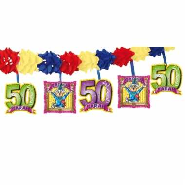 50 jaar slinger sara | verjaardag-versiering.nl