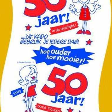 50 jaar toiletrol