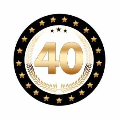 40 Jaar Verjaardag Versiering