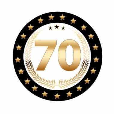 Bierviltjes 70 jaar platina jubileum