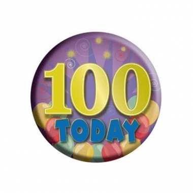 Button 100 today