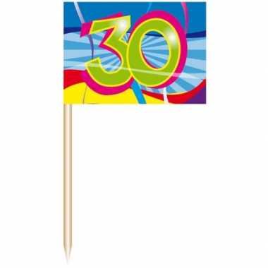 Decoratie prikkers 30 jaar