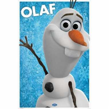 Frozen poster olaf 61 x 91 5 cm