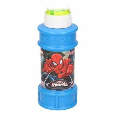 Grote spiderman bellenblaas 1 stuk