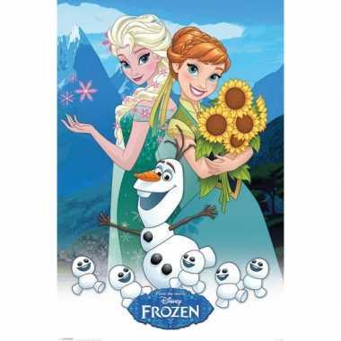 Kinderkamer poster frozen 10065085
