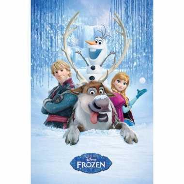 Poster frozen sven en vrienden 61 x 91 5 cm