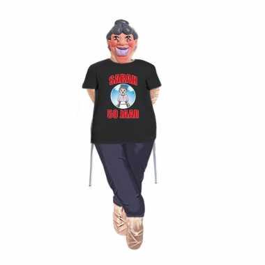 Sarah pop opvulbaar compleet met sarah pop shirt en masker