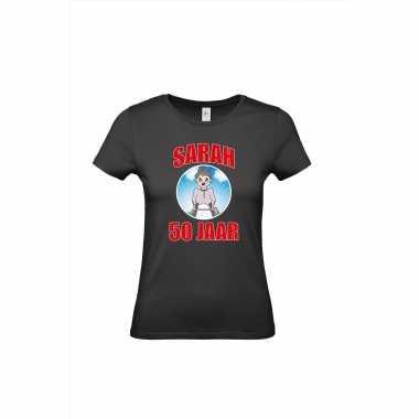Sarah pop shirt/ kleding voor opvulbare pop
