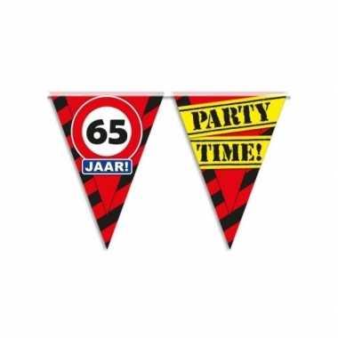 Vlaggenlijn 65e verjaardag