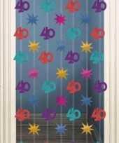 40 jaar deurgordijn