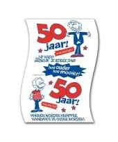 50 jaar toilet papier man