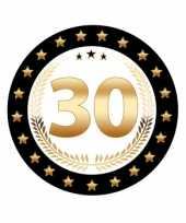 Bierviltjes 30 jaar parel jubileum