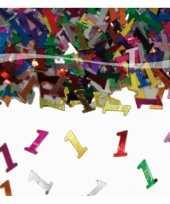 Confetti 1 jaar decoratie