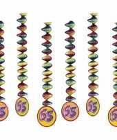 Jubileum spiralen 65 jaar 6 stuks